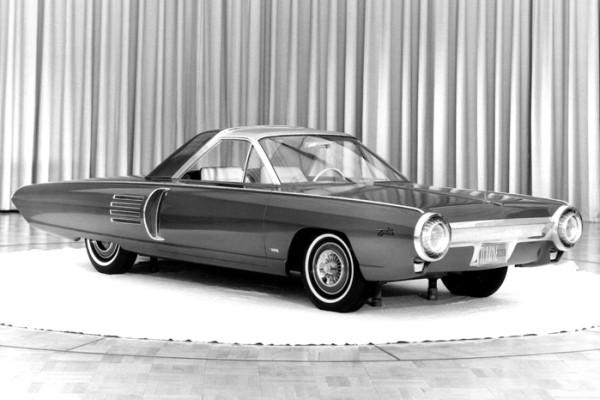 1962 Chrysler Typhoon Turbine Concept