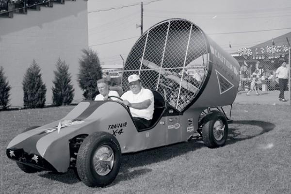 1962 Trav-Air X-4