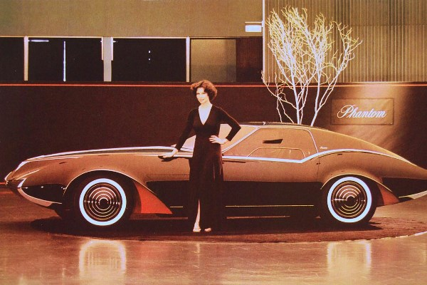 1977 Pontiac Phantom