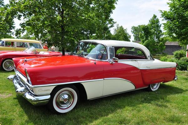 1955 Packard Clipper Randy Burns