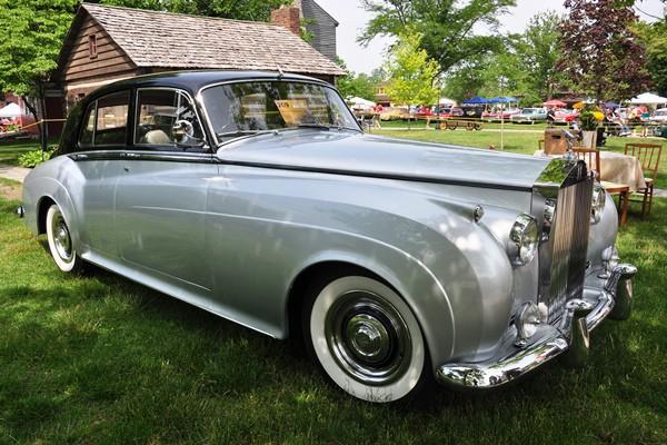 1956 Rolls-Royce Silver Cloud I Tim Adams
