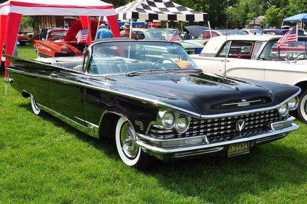 1959 Buick Electra 225 Convertible Nicholas Chapekis