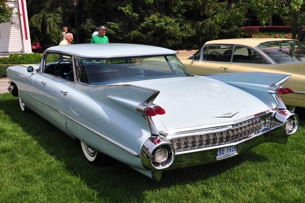 1959 Cadillac four-door hardtop Raymond Waligora
