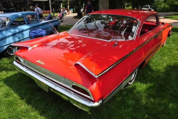 1960 Ford Starliner Michael Garrett