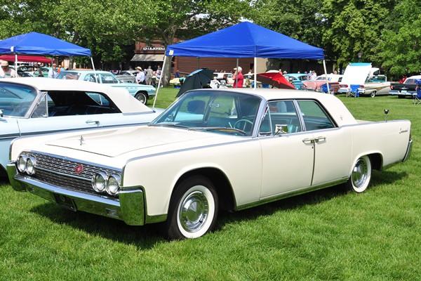 1962 Lincoln Continental Gerald Mejeske