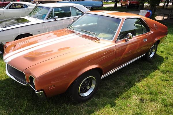 1969 AMC AMX Russ Roberts