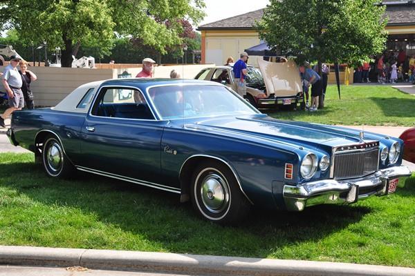 1976 Chrysler Cordoba Steven Wild