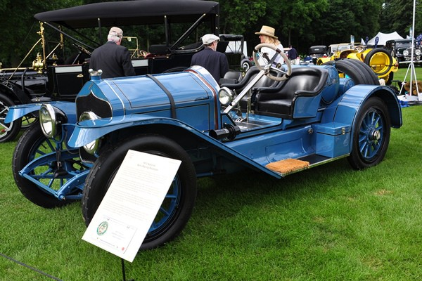 1913 National Semi-Racing Roadster James Grundy
