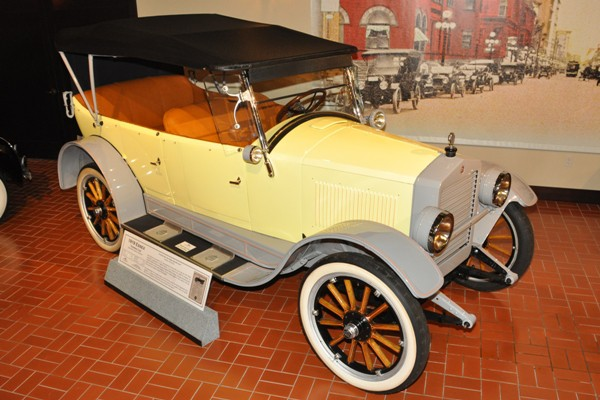 1919 Essex Touring Car