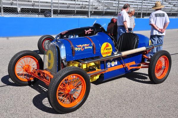 1920 Ford Special Mark Heathman