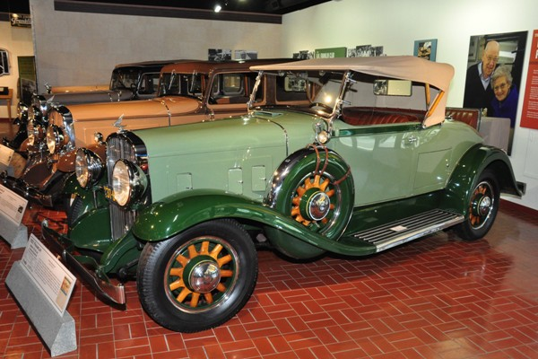 1931 Franklin Series 153 Deluxe Custom Roadster