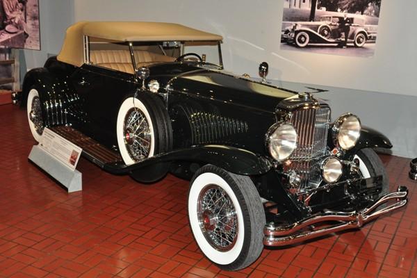 1932 Duesenberg J Murphy Victoria