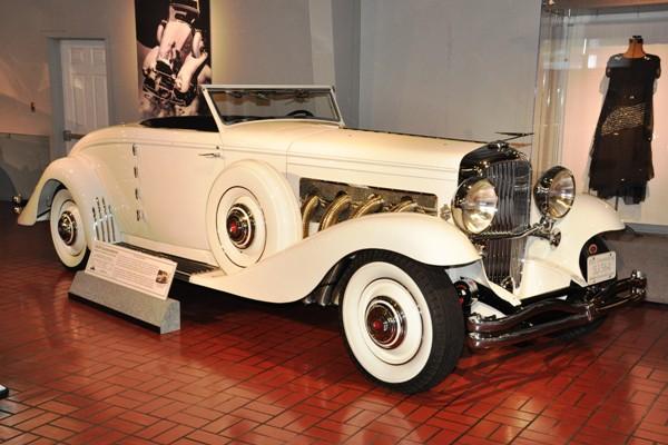 1935 Duesenberg Model JN Cabriolet Convertible