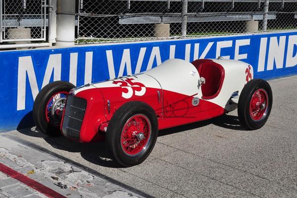 1935 Miller Ford Tom Malloy