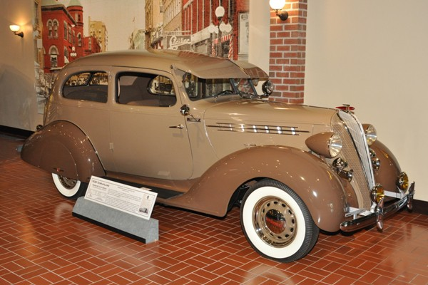 1936 Terraplane Series 62 two-door sedan