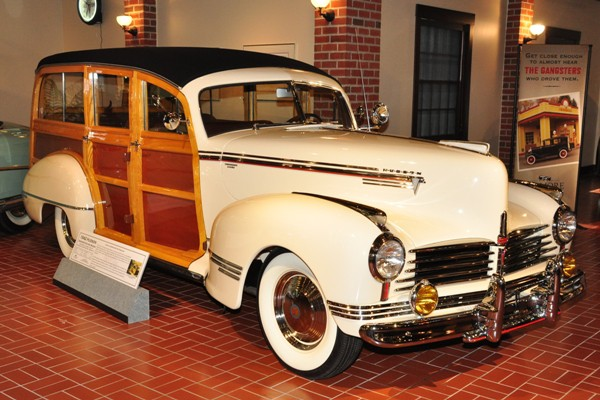 1942 Hudson Super Six Station Wagon