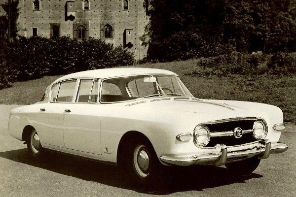 1955 Nash Ambassador Pininfarina prototype