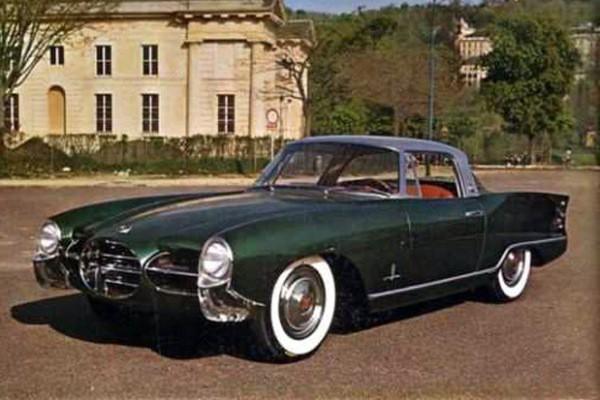 1956 Nash Rambler Palm Beach Pininfarina