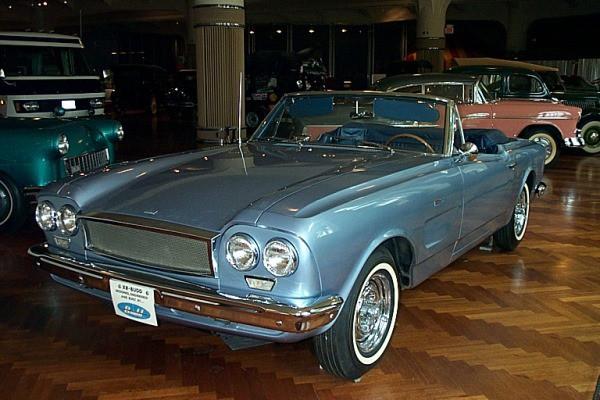 1962 AMC Budd XR400