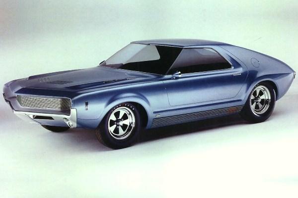 1965 AMC AMX I