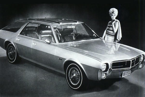 1967 AMC AMX III Sportwagon