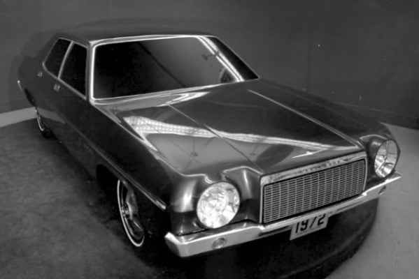 1972 AMC Ambassador Brooks Stevens Proposal