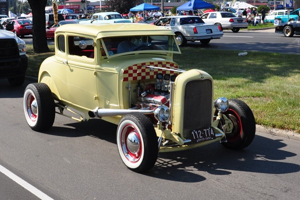 1930 Ford Model A Coupe Highboy