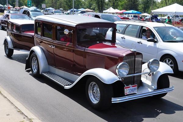 1932 Hupmobile Sedan