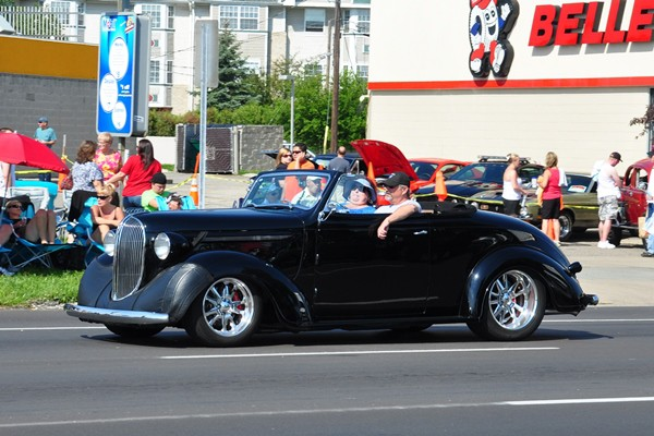 1938 Plymouth Convertible Coupe