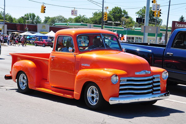 1948 Chevrolet Thriftmaster Pickup