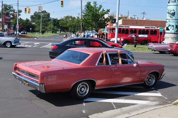 1964 Pontiac GTO post