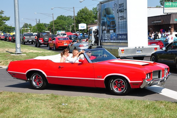 1970 Olds 442 Convertible