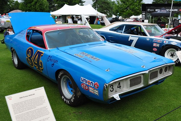 1972 Bob Brevak Dodge Charger Milton and Pam Wood