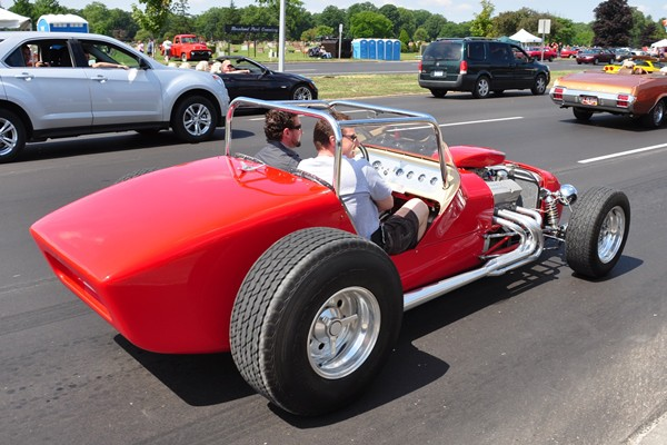 Ron Fournier Track Roadster