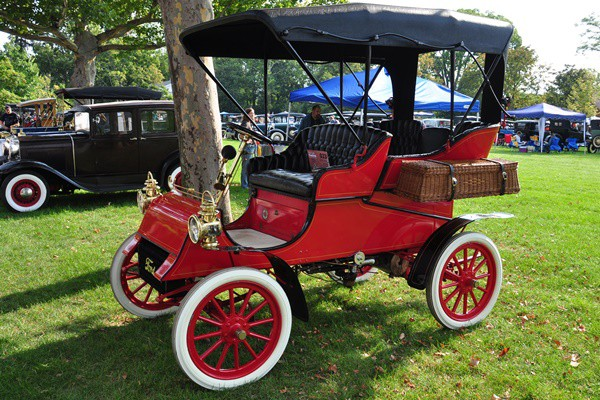 1904 Ford Model AC Rick Lindner
