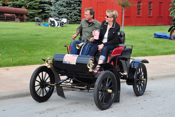 1904 Oldsmobile 6C Robert Clark