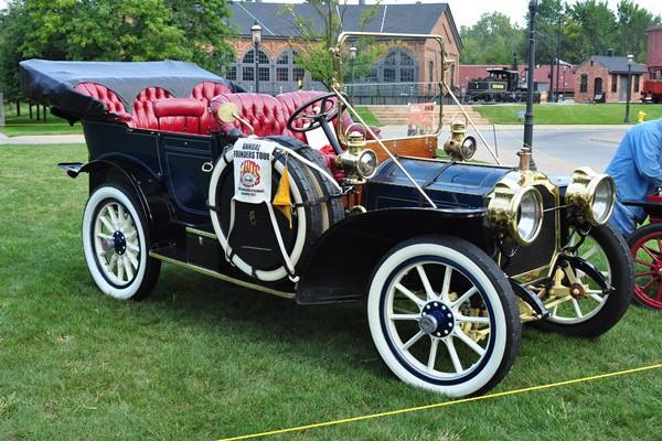 1908 Packard Model 30 Daniel Sommer