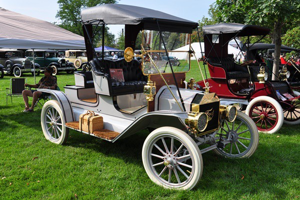1909 Ford T Runabout Donald F. Yoder