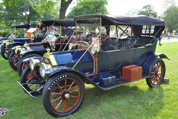 1912 Cadillac 30 Touring Michael Crewly