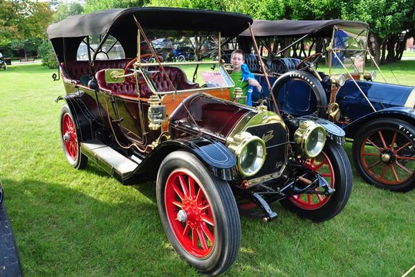 1912 Overland 61 Gerald Szostak