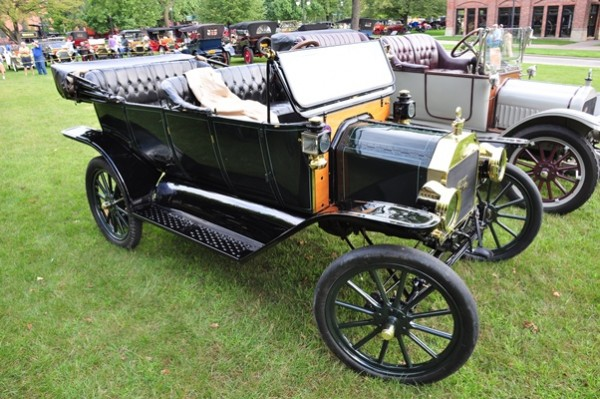 1913 Ford Model T Touring Kevin Klein