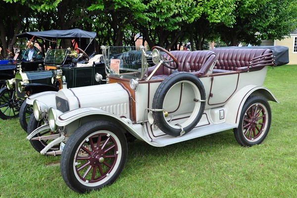 1913 White GAF 30 Jeff Campbell