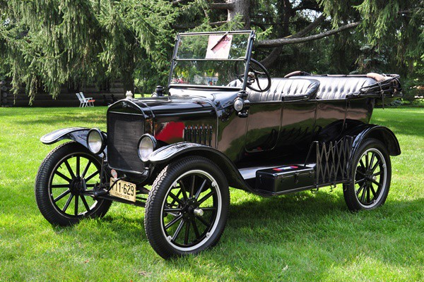1925 Ford T Touring Jacquelline Nolting