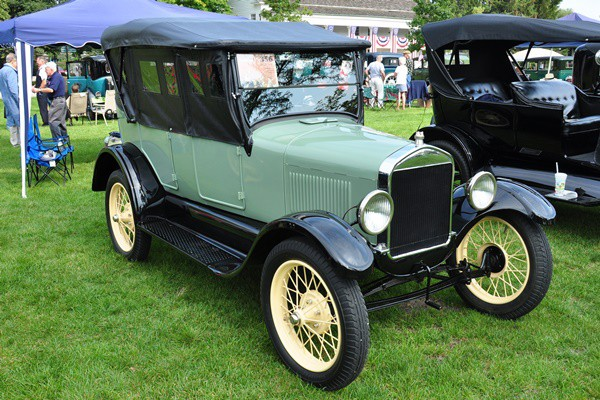 1926 Ford Model T Touring Rex Reinink