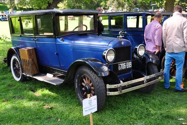 1926 Reo T6 Sedan Dan Shafarman
