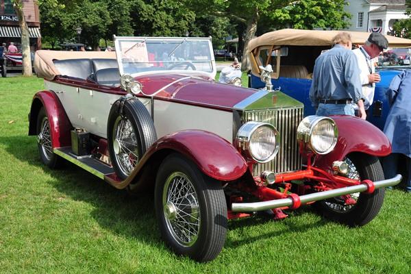 1926 Rolls-Royce Silver Ghost Todd Nagler