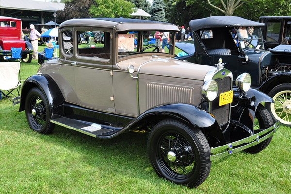 1930 Ford Model A Coupe Ryan Johnson
