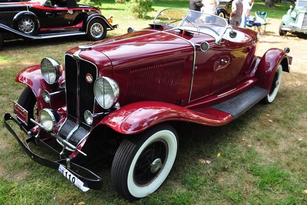 1931 Auburn 8-98 Speedster Greg Frownfelter