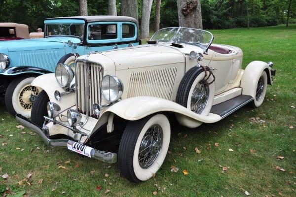 1932 Auburn 8-100A Speedster Michael and Judy Gaylor