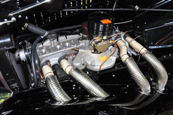 1936 Auburn 852 Phaeton supercharger Glenn Hamilton